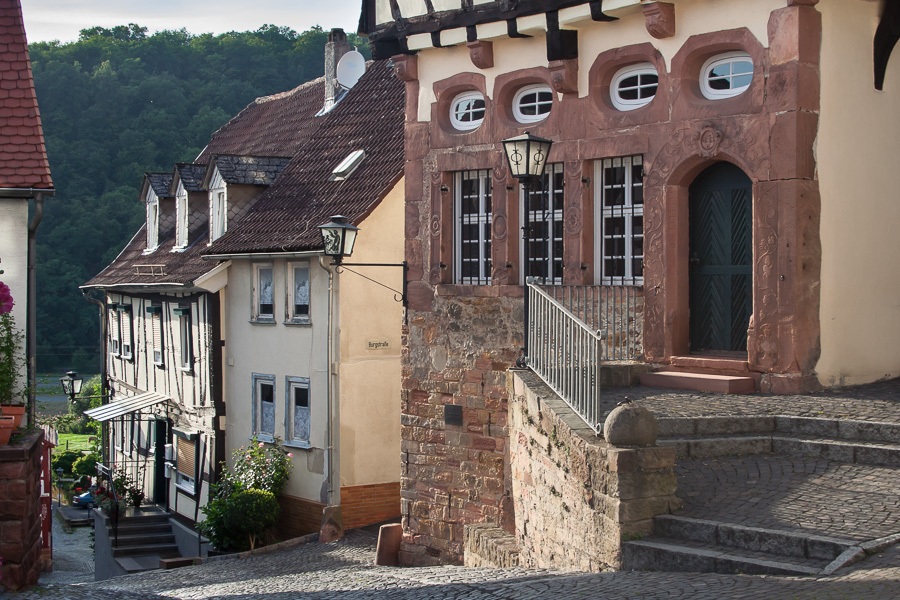 Ortenberger Rathaus