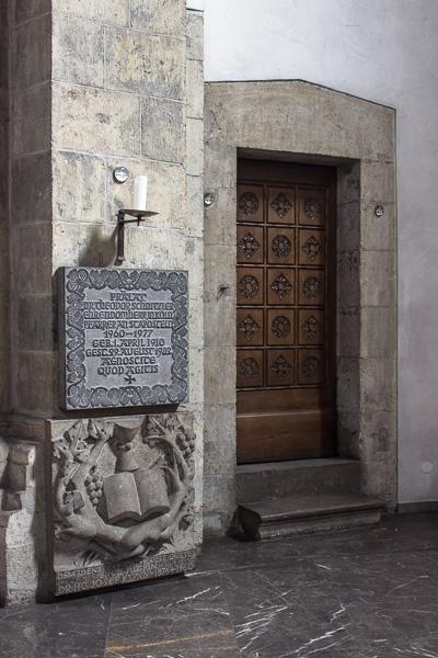 Tür in St. Aposteln