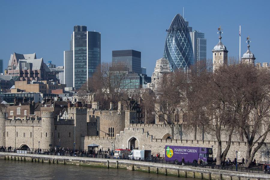 Londoner Skyline