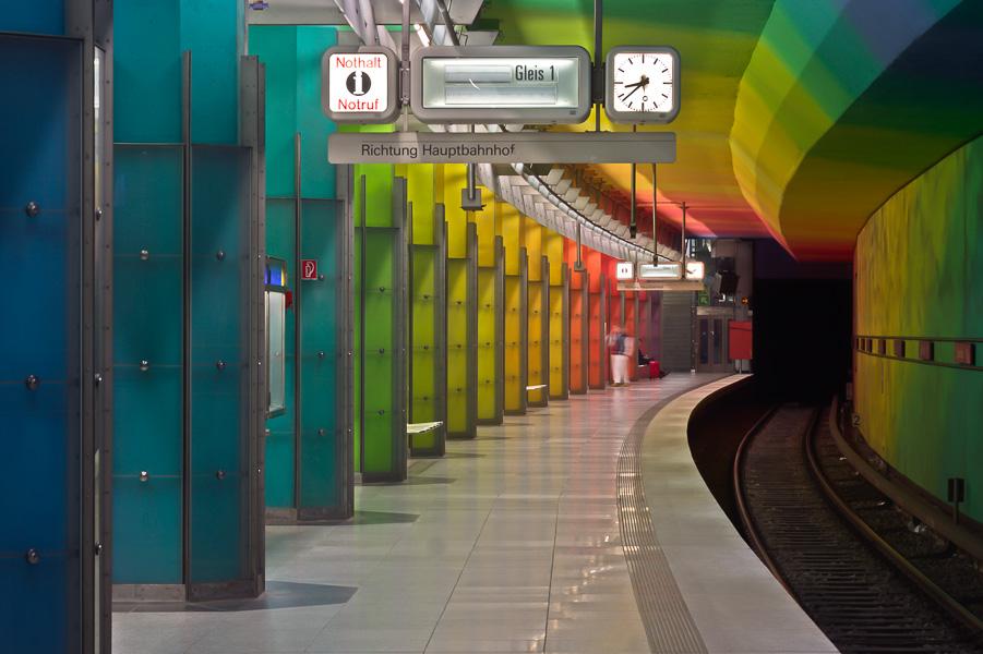Regenbogen-Station