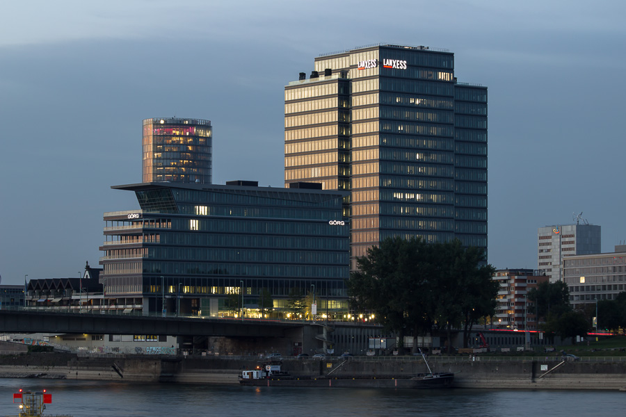 Lanxess Tower