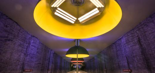 Gigantische Lampen