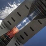 """Raumschiff """"Wolkenkratzer"""""""