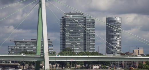 Kölner Skyline