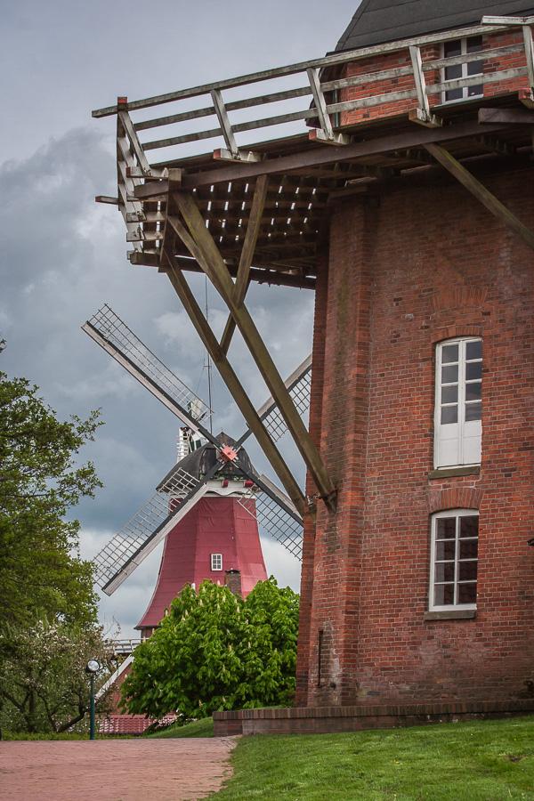 Greetsieler Mühlen