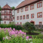 Schlossgarten in Tann