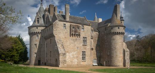 Chateau de Kerouzéré