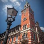 Leerer Rathaus