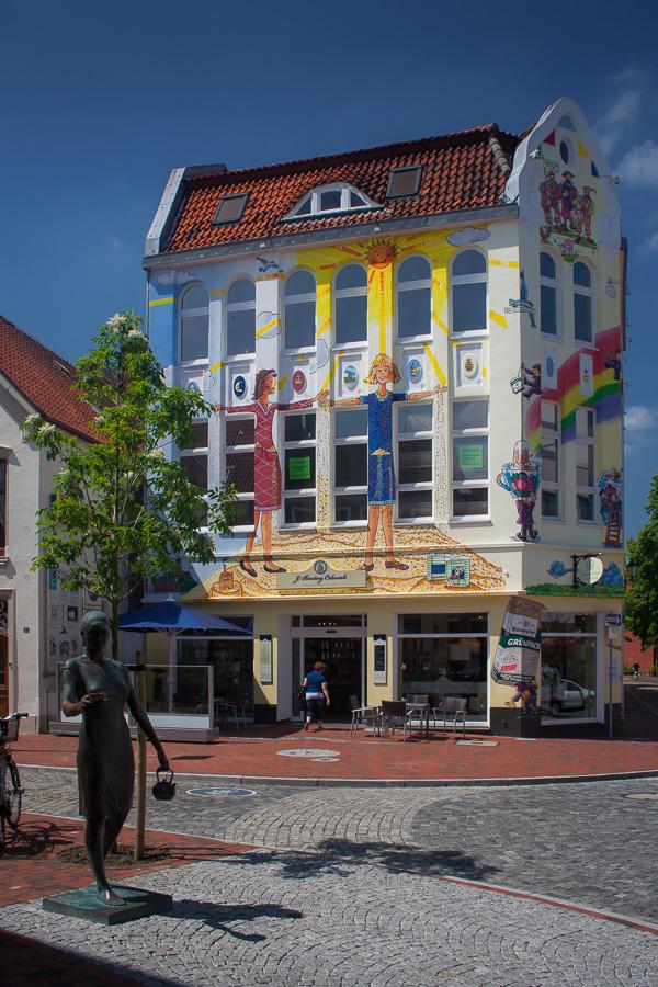 Coloniale-Haus