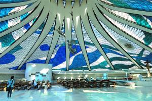 Kathedrale von Brasília