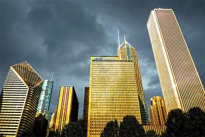 Chicagos Wolkenkratzer