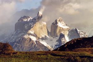 Cuernos im patagonischen Nationalpark