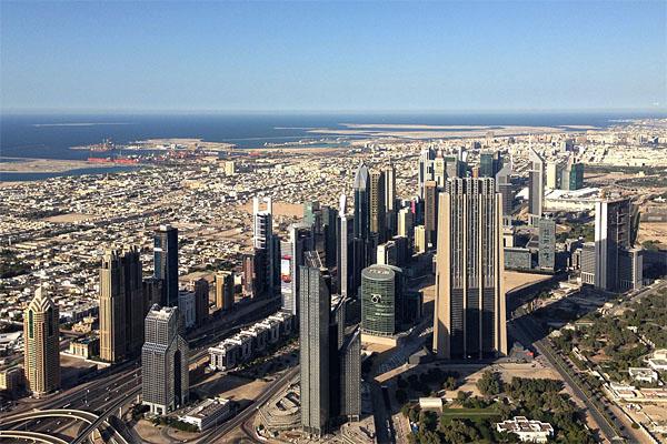 ^ - Moderne rchitektur im Höhenrausch: Dubai, bu Dhabi und stana