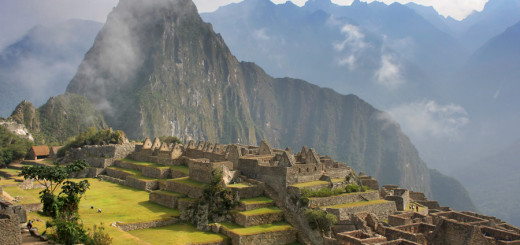 Lichtblick am Machu Picchu