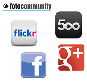 Foto-Portale und Communities