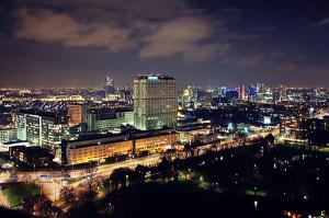 Rotterdams Skyline