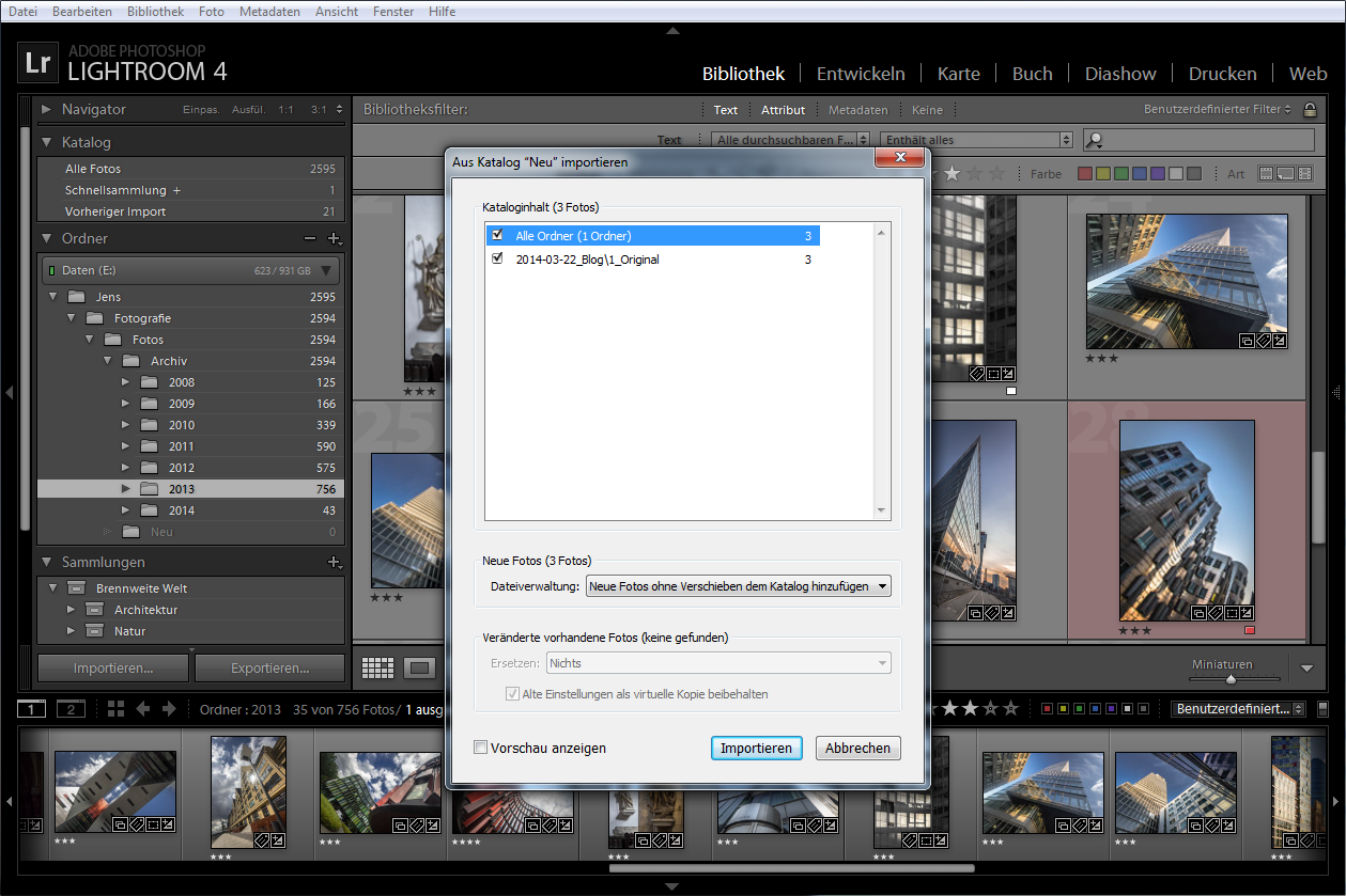 geht radial filter auch in lightroom 4