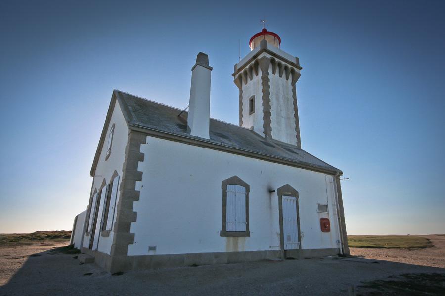 Bretonisches Leuchtturmhaus