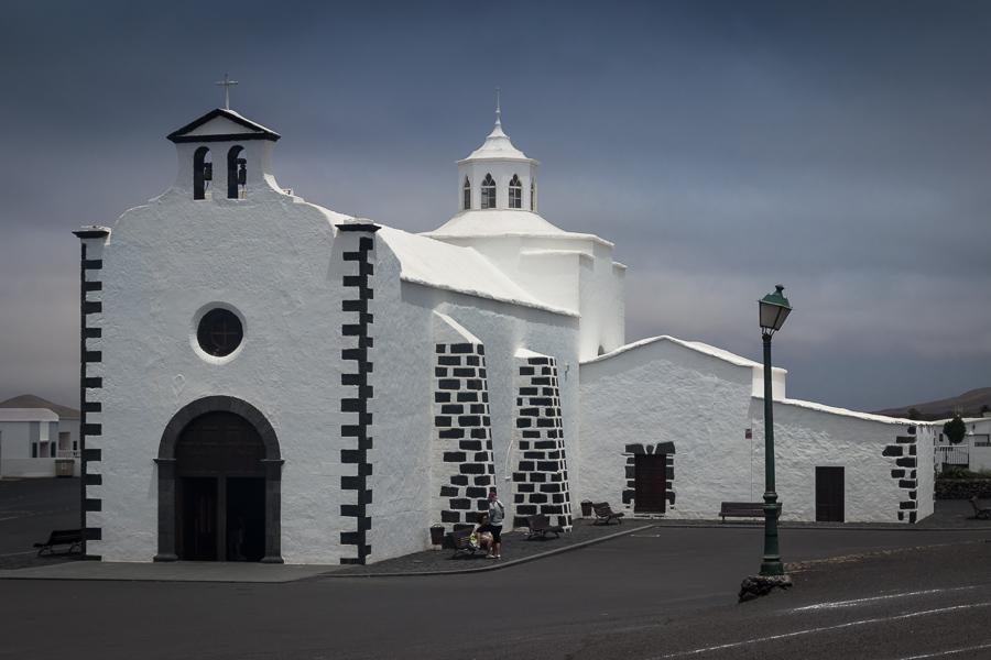 Legendäre Kirche